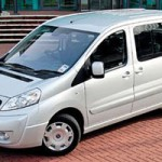 Fiat Scudo 9 seats - Croup H