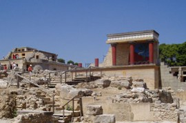 Knossos Archeological Site