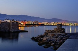 The city of Ierapetra