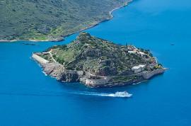 Spinaloga island